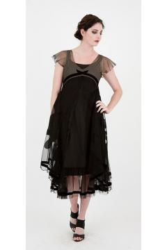 40168 Nataya Midnight Temptation Dress