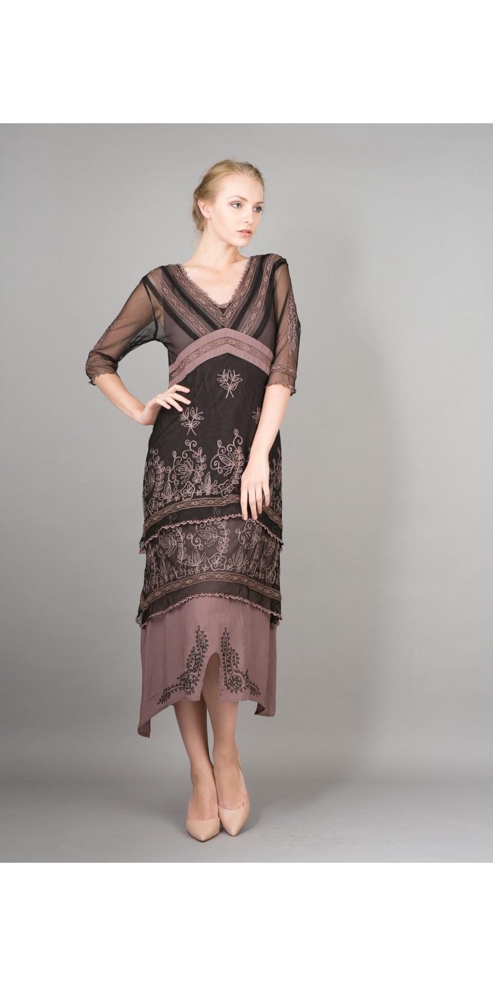 Nataya Titanic Dress 5901 Vintage Inspired Wedding Dress