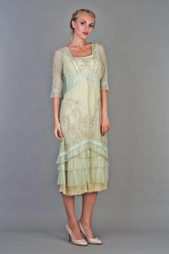 Nataya Titanic Dress AL-2101 in Mint - SOLD OUT