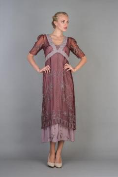 Nataya 40007 New Titanic Dress in Garnet