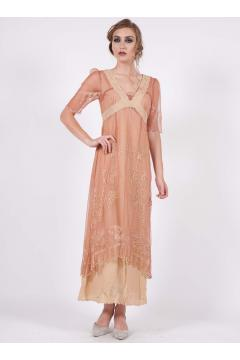 Nataya 40007 New Titanic Dress in Rose/Gold - SOLD OUT