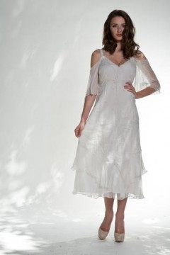 Nataya 40061 1920s Wedding Dress