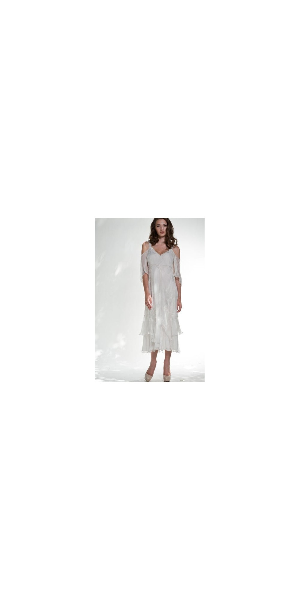 Nataya 40061 1920s Wedding Dress - SOLD OUT