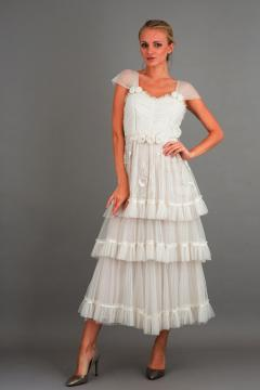Nataya 40244 Fairy Dress in Ivory