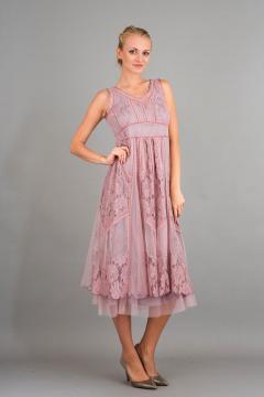 Nataya 40250 Vintage Inspired Party Dress