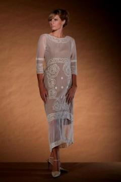 Nataya AL-0801 Victorian Style Wedding Dress