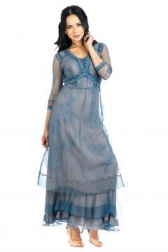 Nataya CL-407 Party Dress in Azure
