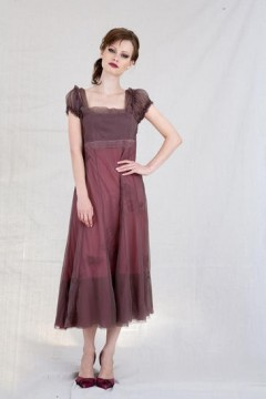 Vintage Style Wedding Dress 40096
