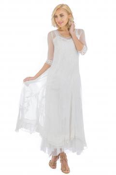 Nataya CL-068 Wedding Dress in Ivory