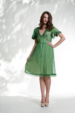 Nataya 40069 Vintage Style Summer Dress - SOLD OUT
