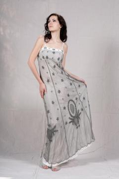 Vintage Inspired Summer Garden Party Gown - SOLD OUT
