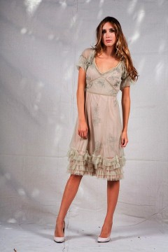 Sweet 1920 Style Party Dress