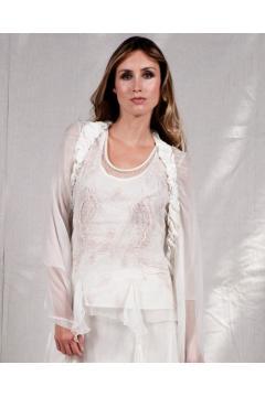 Vintage Glamour Lace Shrug