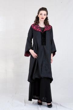 Shell Collar Nataya Coat