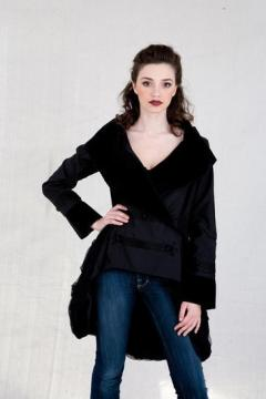 Romantic Double Breasted Opera Jacket