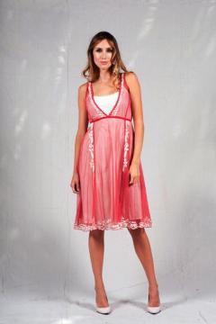 Romantic Garden Party Dress - 40132