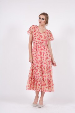 134 Nataya Flower Print Dress