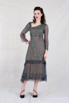 Bohemian 1920s Dress Nataya 40100