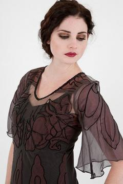 Nataya 40162 Art Deco Party Dress