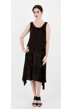 Nataya 175 Refined Velvet Cocktail Gown