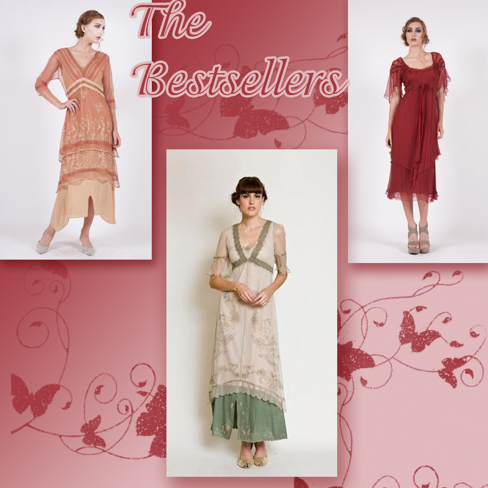 Focus on our best selling dresses