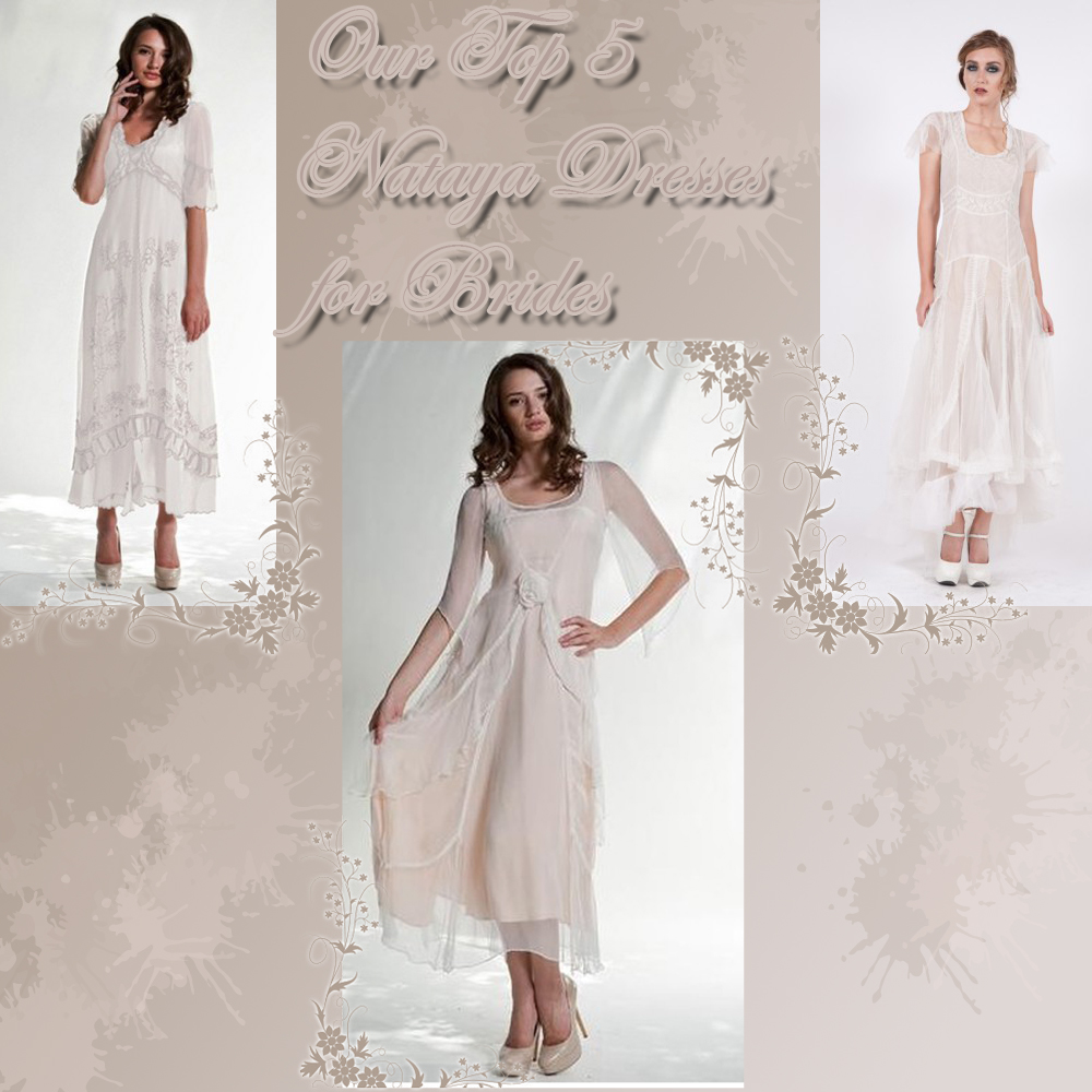 Our Top 5 Nataya Dresses for Brides