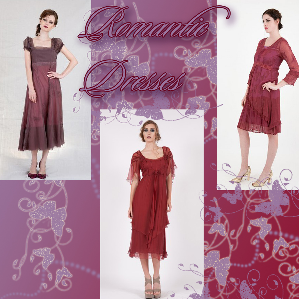 Top 5 most romantic dresses by Nataya for coming holiday