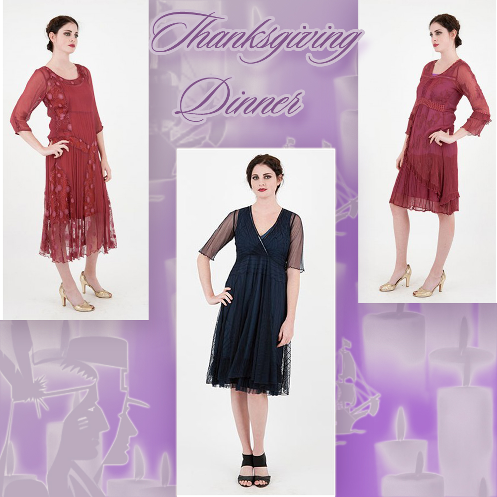 Top 5 Nataya dresses for the Thanksgiving grand dinner