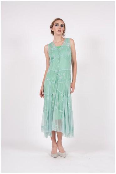 Vintage Pastel Bridesmaid Dresses Nataya Dresses