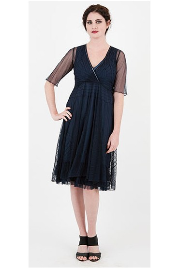 Cocktail Length Vintage Dresses for Every Event