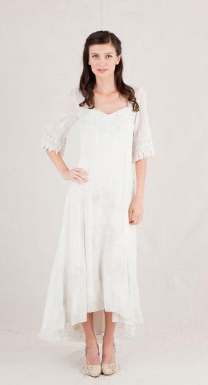 Sleeved Informal Wedding Dresses