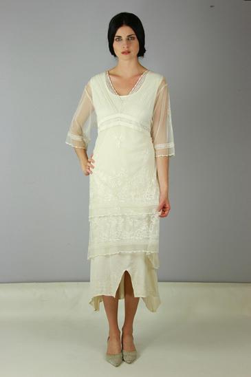 The Classic Titanic Dress