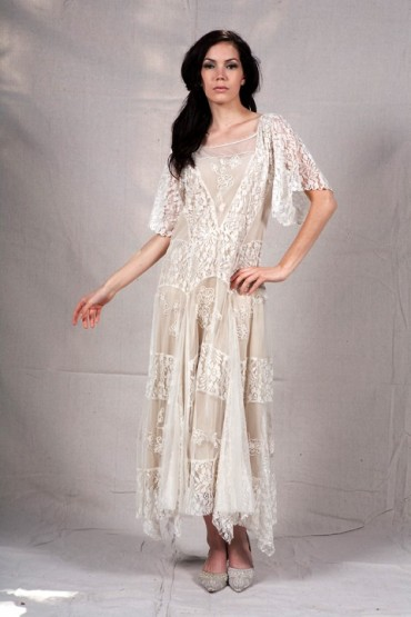 Vintage Plus Size Mother Bride Dresses