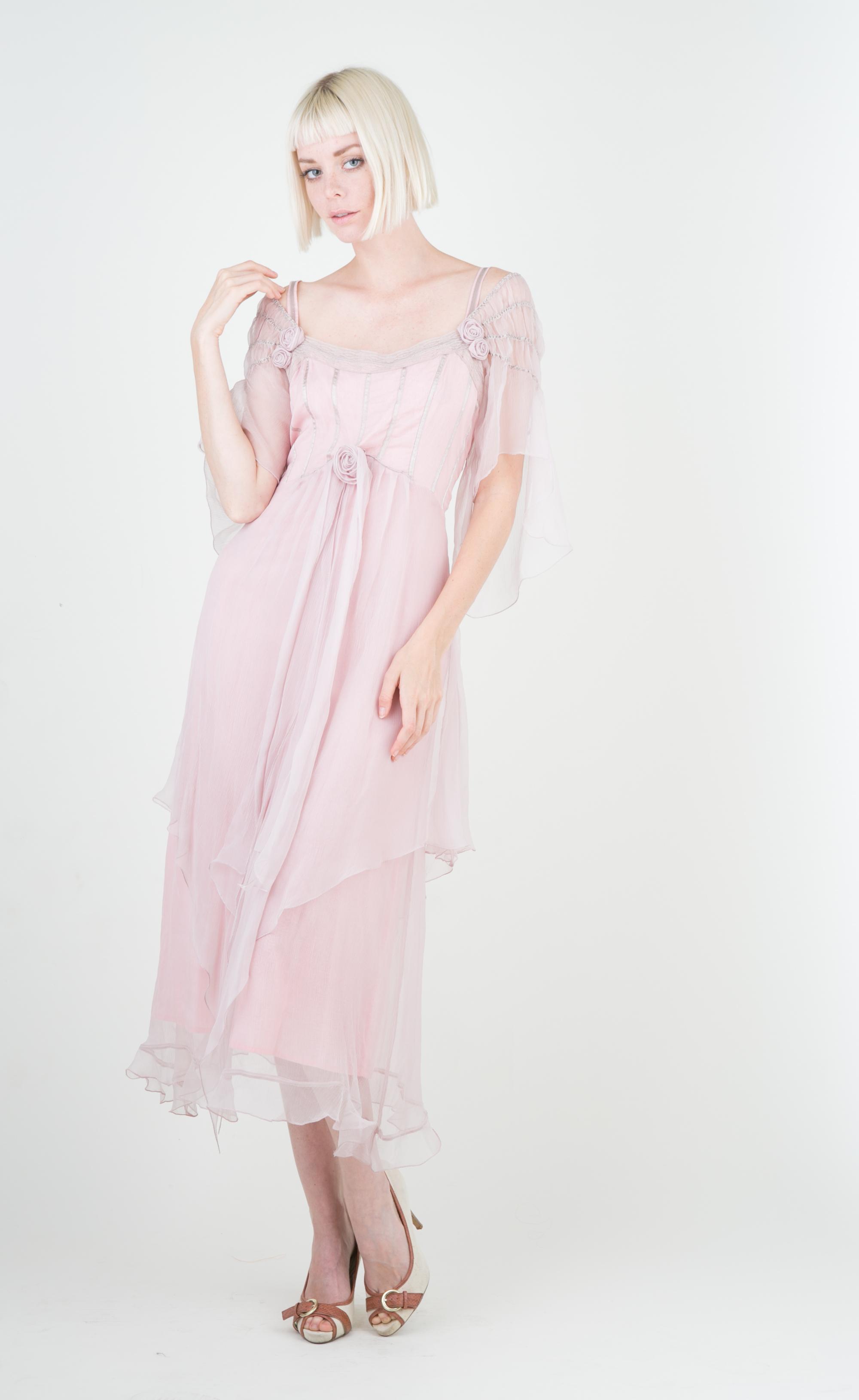 Rose-Colored Dresses