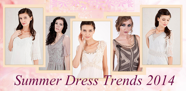 Summer Dress Trends 2014