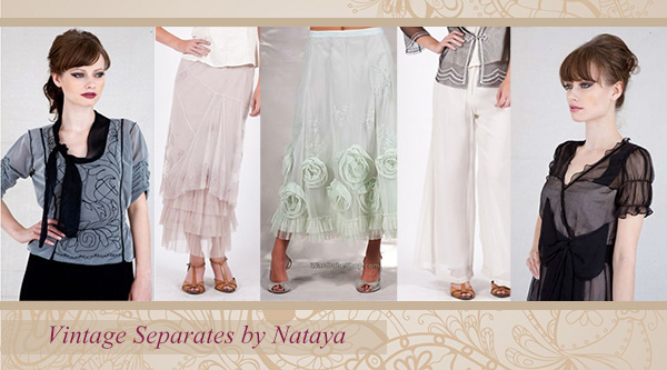 Vintage Separates by Nataya