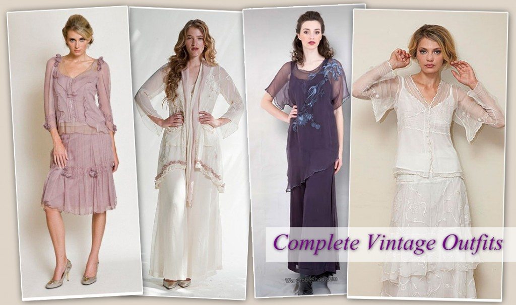 Complete Vintage Outfits