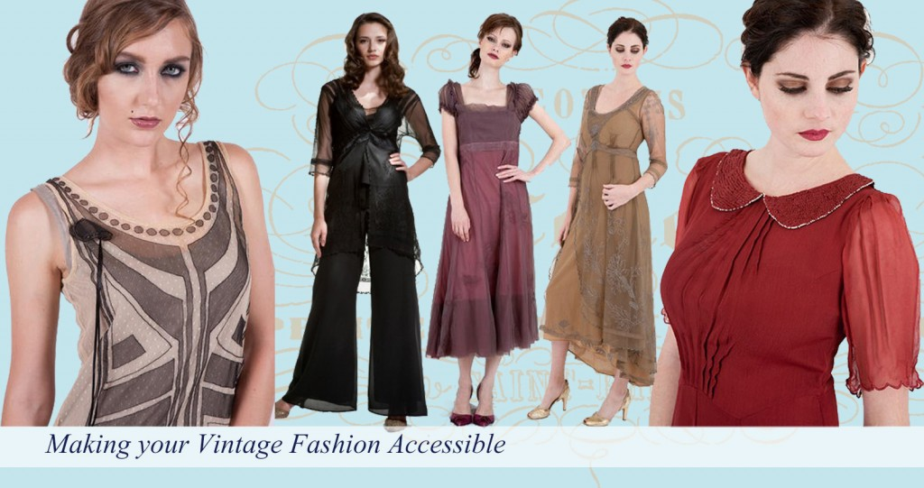 Making your Vintage Fashion Accessible